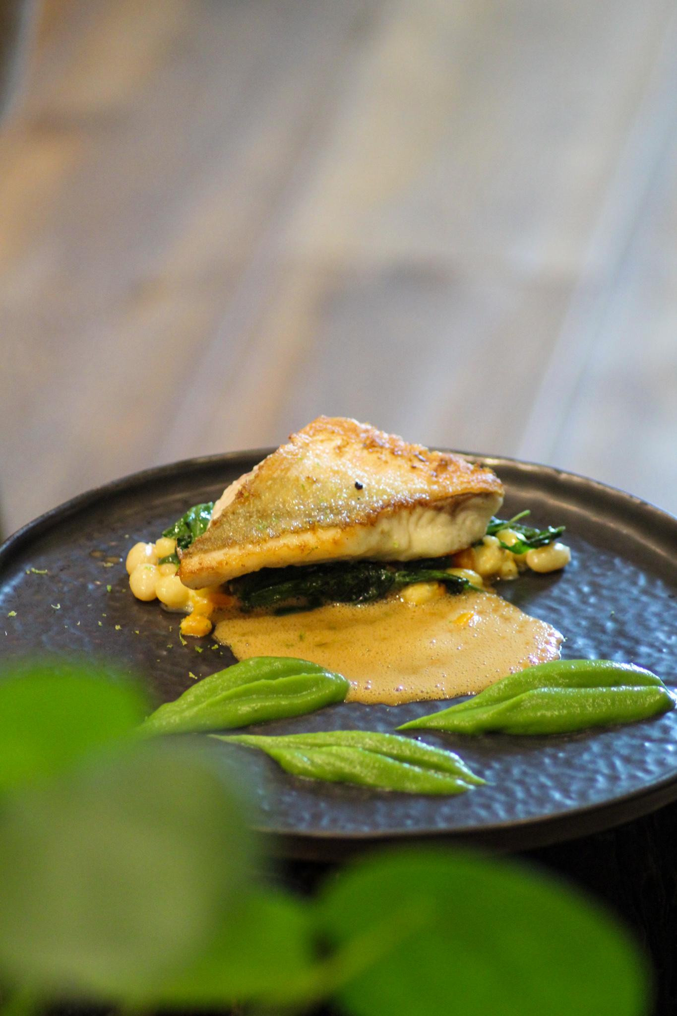 Restaurant gastronomique en Bretagne